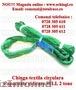 Chinga ridicare circulara 2 tone 1 metru, productie UTX Olanda